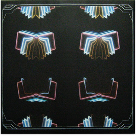 2x12 vinyl neon bible arcade fire music arcade for Miroir noir neon bible archives