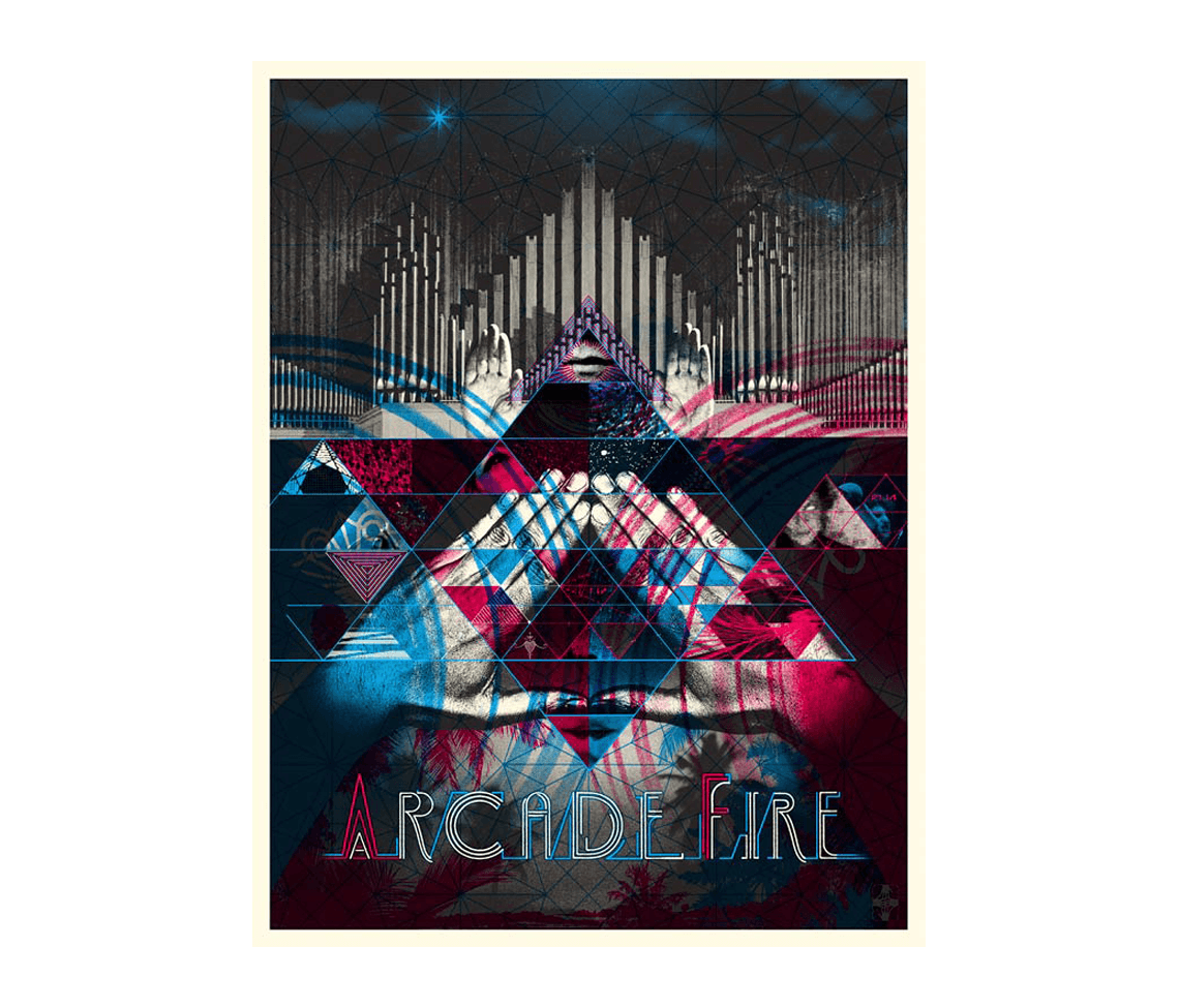 Miroir noir pih bundle charity arcade fire online store for Miroir noir neon bible archives