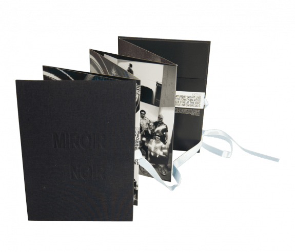 Miroir noir limited edition dvd music arcade fire for Arcade fire miroir noir