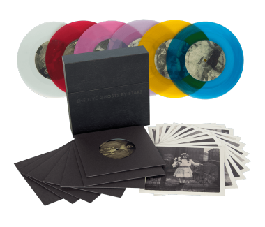 "The Five Ghosts: Limited Edition Box Set 7"" Vinyl + Digital"