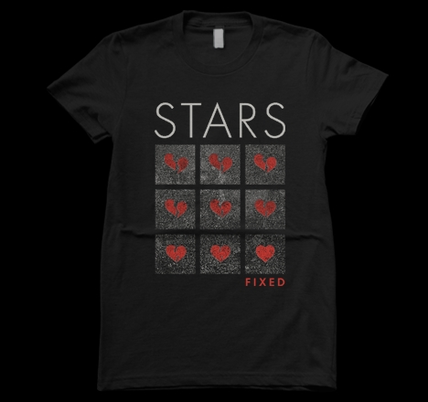 Ladies' Fixed Heartbreak T-Shirt