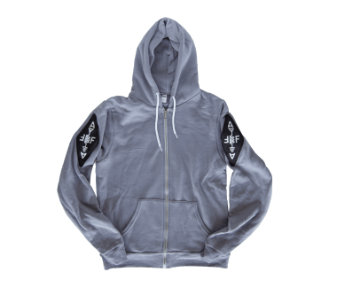 Diamond Patch Hoody