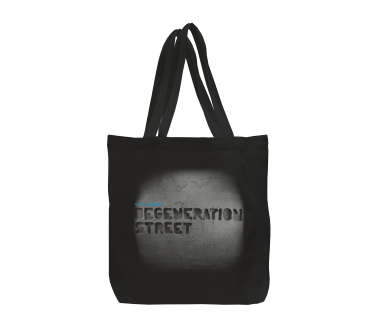 Degeneration Street Tote Bag