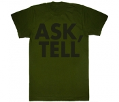 Unisex Ask, Tell T-Shirt