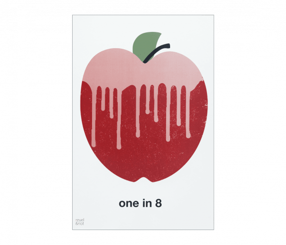 One in 8 Poster