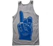 Unisex Marriage Equality Foam Hand Tank Top