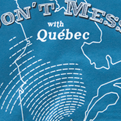Women's Don't Mess With Quebec T-Shirt