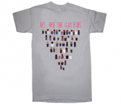 Unisex We Are The Gay Kids T-Shirt
