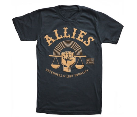 Unisex Allies T-Shirt