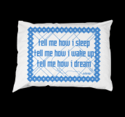 Walls Pillowcase