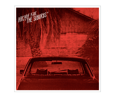 The Suburbs Deluxe Edition CD+DVD