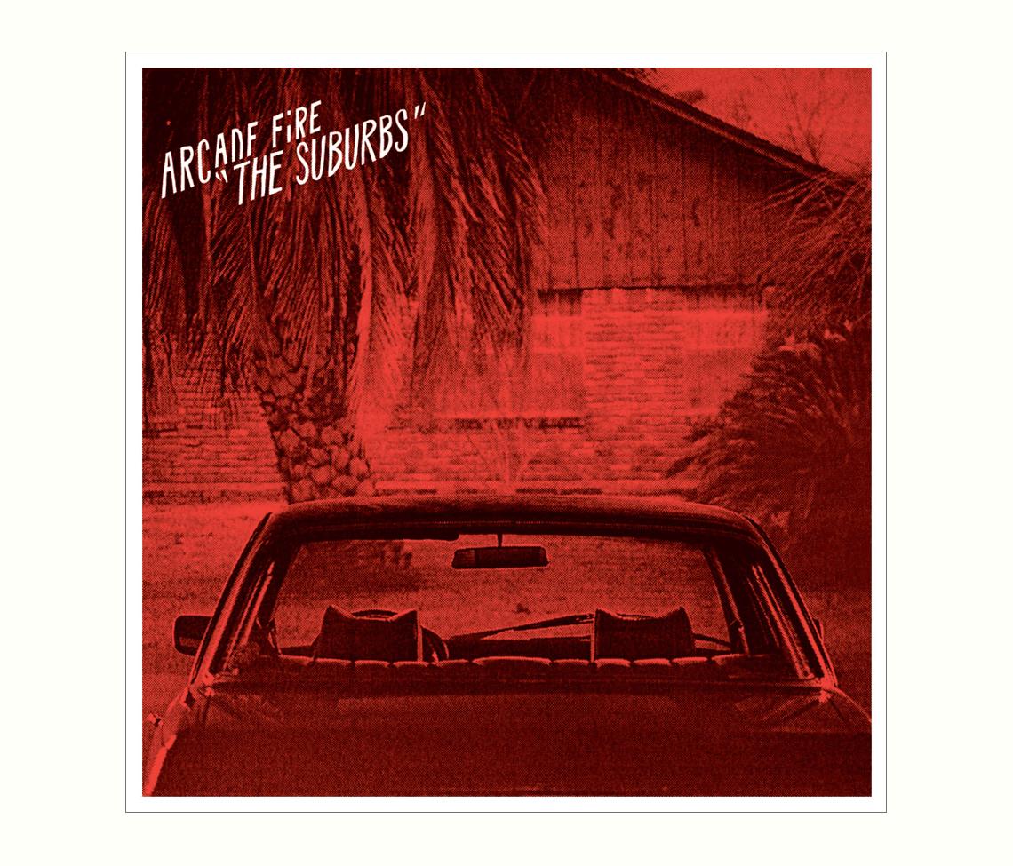 The Suburbs Deluxe Edition Cd Dvd Music Arcade Fire