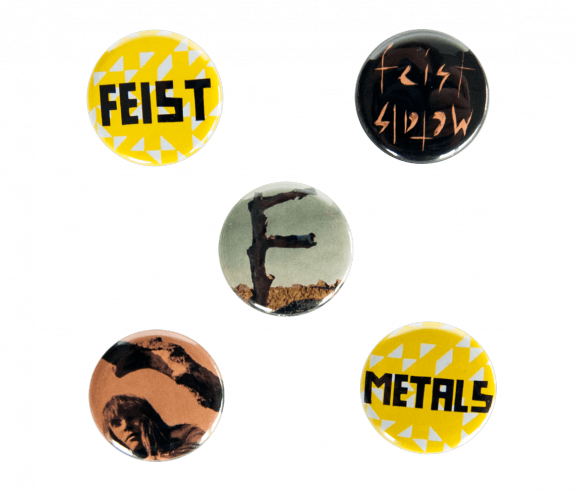 Metals Button Pack