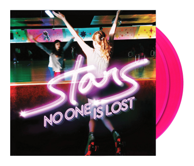 "No One Is Lost 2x12"" Vinyl (Pink)"