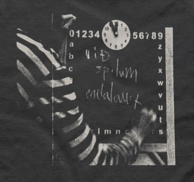 Unisex Chalk Board T-Shirt