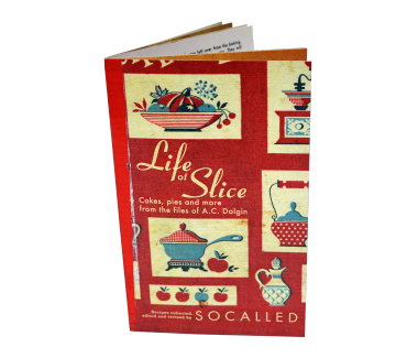 Life of Slice Book