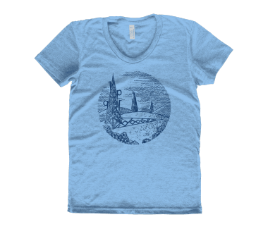 Women's Towers T-Shirt