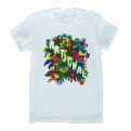 Women's Flowers T-Shirt