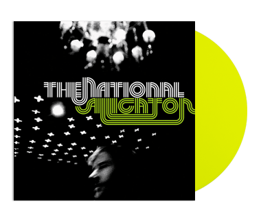 "Alligator 12"" Vinyl (Electric Green)"