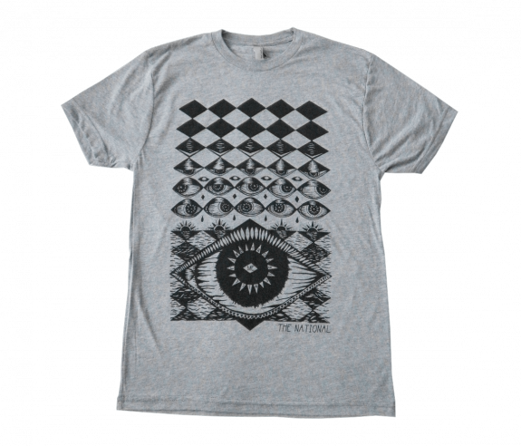 Men's Eyeball T-Shirt