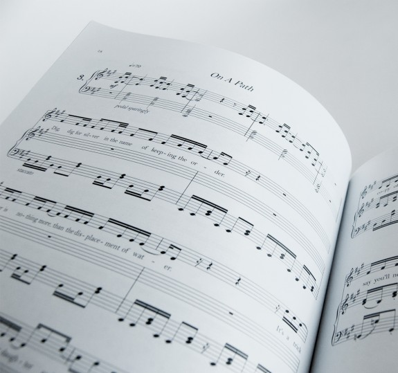 In Conflict Song Book