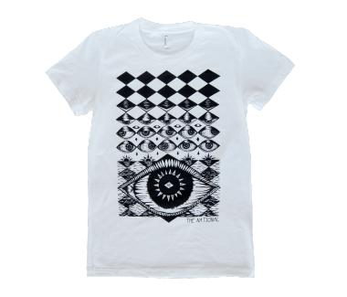 Women's Eyeball T-Shirt