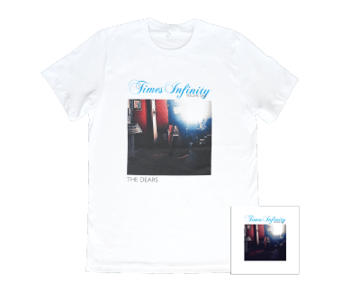 Times Infinity Volume One Bundle Digital + T-Shirt