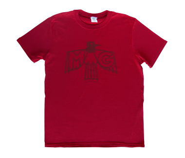 Men's Firebird T-Shirt Cardinal Red