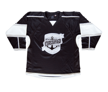 Limited Edition Classified x ECL Hockey Jersey