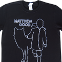 Men's Boy and Wolf T-Shirt