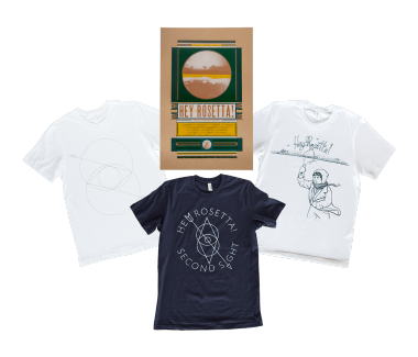 Poster + T-Shirt Bundle