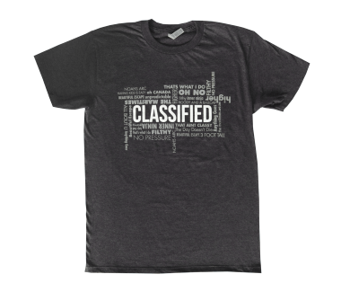 Word Scramble T-Shirt