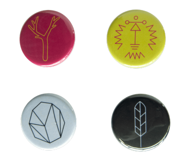 Pagan Button Pack