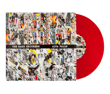 "Alta Falls 10"" Vinyl (Limited Edition) (Red)"