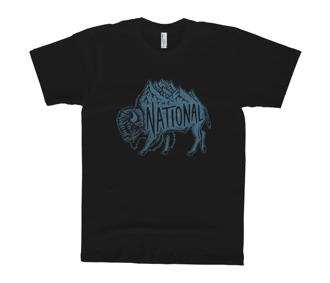 Buffalo T Shirt Black Men 39 S T Shirts The National