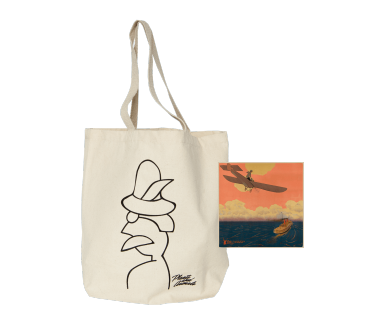 Waltzed in from the Rumbling CD + Tote Bag Bundle