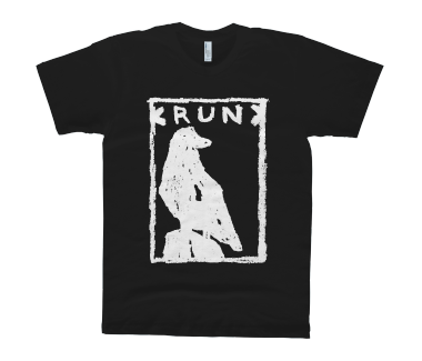 Unisex Krunk Label T-Shirt