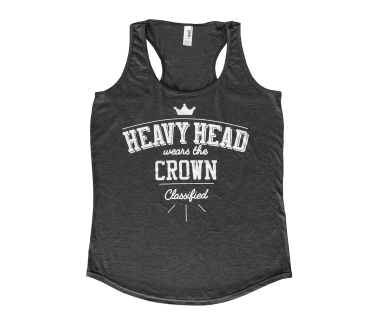 Women's Heavy Head Tank Top