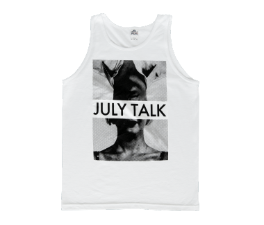 Unisex Faces Tank Top