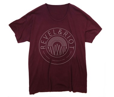 Revel & Riot Emblem Big T-Shirt