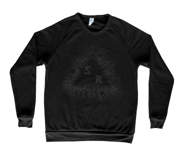 Unisex Orbits Crewneck Sweatshirt