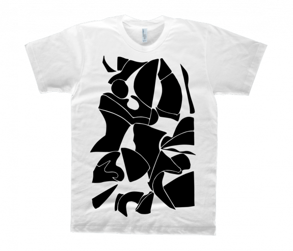 Unisex Abstract T-Shirt