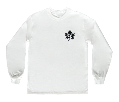 Unisex CC Maple Leaf Longsleeve