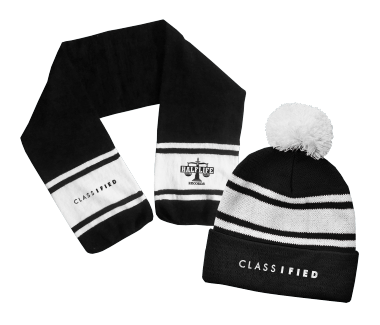 Toque + Scarf Bundle