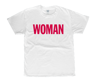 Men's 'Woman' Valentine's Day T-Shirt