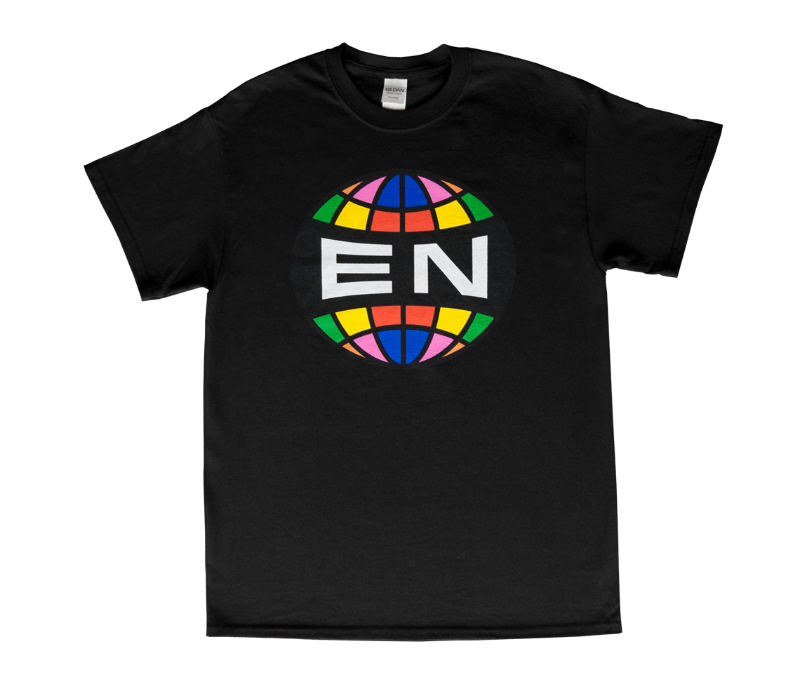 En tour 2017 t shirt black t shirts apparel arcade for On fire brand t shirts