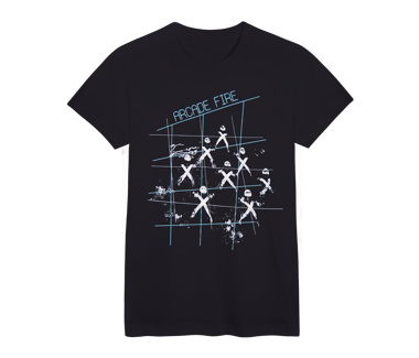 Women's Grid T-Shirt