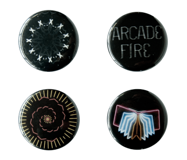 Neon Bible Button Pack (small)