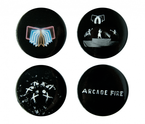 Neon Bible Button Pack (large)