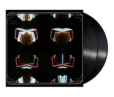 Music arcade fire online store for Miroir noir neon bible archives